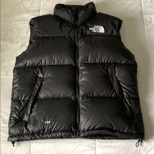 The North Face Black Vest